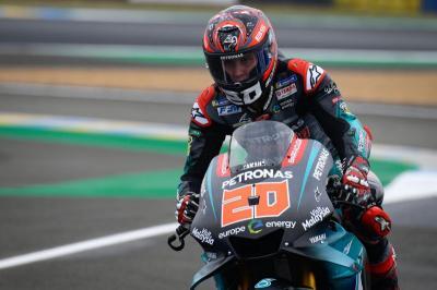 Hasil Sesi Latihan Bebas 4 MotoGP Inggris 2019