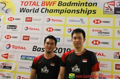 Jadwal Wakil Indonesia di Semifinal Kejuaraan Dunia Bulu Tangkis 2019