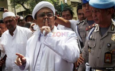 FPI: Habib Rizieq Dicekal Sampai Pelantikan Presiden Diduga karena Kepentingan Politik