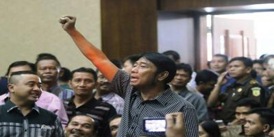 Haji Lulung: Wajar Anggaran Pin Emas Anggota Dewan Miliaran
