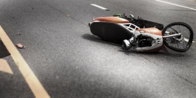 Motor Tabrak Pejalan Kaki di Jakpus, Korban Langsung Dibawa ke RS
