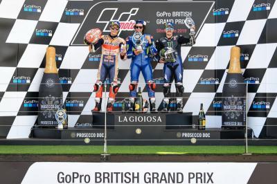 Klasemen Sementara MotoGP 2019 Usai GP Inggris