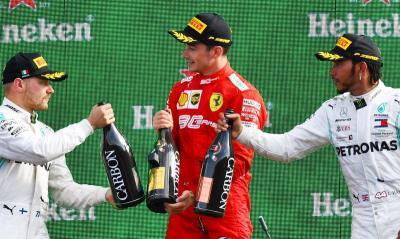 Hamilton-Bottas Naik Podium di F1 GP Italia 2019, Toto Wolff Puas