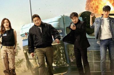Tiga Hari Tayang, Film Bad Guys Sudah Tembus 1 Juta Penonton
