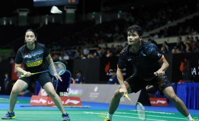 Ricky Pia Tersingkir di Perempatfinal Vietnam Open 2019