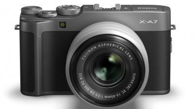 Fujifilm Luncurkan Kamera Mirrorless X-A7 untuk Pemula