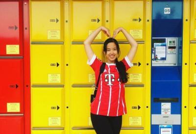 Claudia Emanuela Santoso Harumkan Indonesia di The Voice of Germany