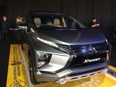 Genjot Penjualan, Mitsubishi Sasar Penjualan Xpander Pasar Fleet di Makassar