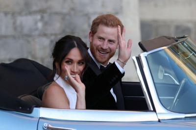 Ucapan Penuh Cinta Meghan Markle di Hari Ulang Tahun Pangeran Harry