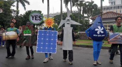 Rasio Elektrifikasi Bisa 100% dengan Energi Terbarukan?