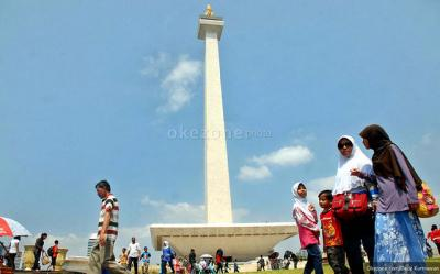 Cuaca Jakarta Cerah di Awal Pekan