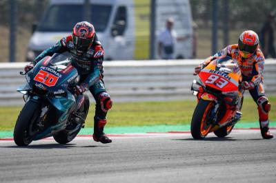 Rossi: Quartararo Bakal Jadi Rival Terberat Marquez di Masa Depan!