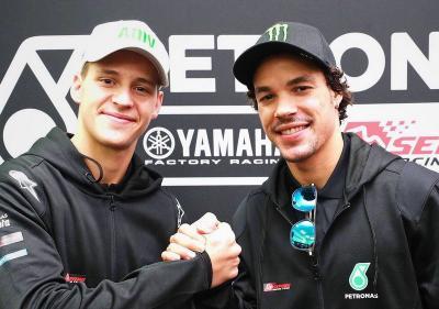 Ambisi Morbidelli Tampil Secemerlang Quartararo di MotoGP