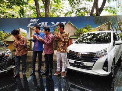 Resmi Meluncur, Simak Ubahan Terbaru Toyota New Calya