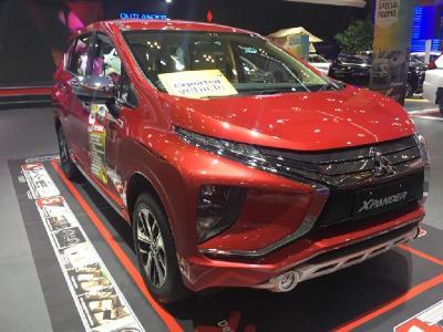 Mitsubishi Siapkan Lini Produksi Xpander di Vietnam