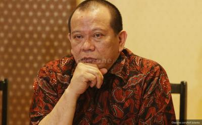 La Nyalla Ingin DPD Ikut Bangun Indonesia Sentris