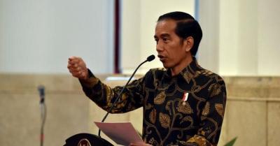 Jokowi Diminta Tegas Berantas Korupsi