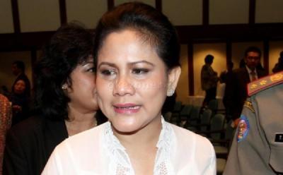 Ibu Negara Sosialisasikan Pentingnya Kesehatan hingga Bahaya Narkoba di Palembang