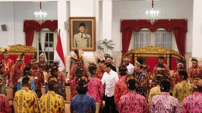 Menilik Peran Intelijen dalam Pertemuan Jokowi dan 61 Tokoh Papua