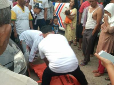 Penemuan Mayat Bayi dalam Toilet Masjid Hebohkan Warga Bogor