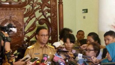 Anies Kirim Tim Bantu Penanggulangan Karhutla di Riau