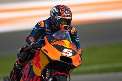 Bersama KTM, Zarco Yakin Bisa Tuai Hasil Manis di Aragon