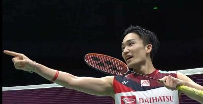 Head to Head Kento Momota vs Lin Dan Jelang China Open 2019
