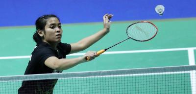 Gregoria Evaluasi Penampilan Usai Terhenti di Babak Pertama China Open 2019