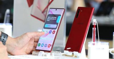 Samsung Ungkap Penjualan Galaxy Note 10 di Korea Selatan