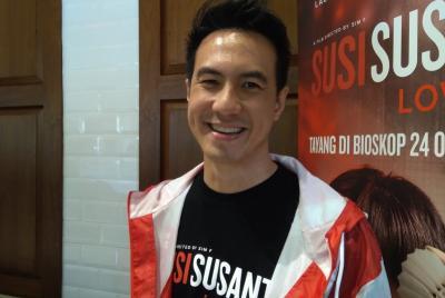 Daniel Mananta Ceritakan Ribetnya Produseri Film Susi Susanti: Love All