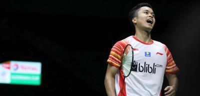 Jadwal Wakil Indonesia di Hari Kedua China Open 2019