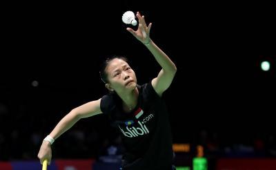 Fitriani Kandas di Babak Pertama China Open 2019