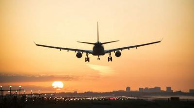 Penumpang Kena Serangan Jantung, Pesawat Garuda Mendarat Darurat