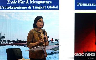 Reaksi Sri Mulyani soal Temuan BPK Potensi Kerugian Perjalanan Dinas Rp25 Miliar