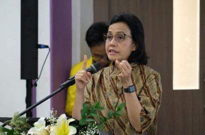 Pesan Sri Mulyani untuk 3 Calon Rektor UI
