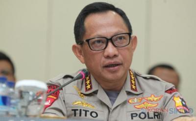 Kapolri : Vietnam Bisa Jadi Percontohan untuk Jaga Stabilitas Keamanan