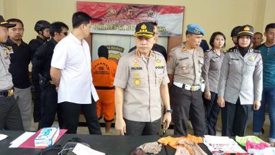 Petaka Cinta Segitiga, Juru Parkir Bunuh Pedagang Ikan di Bogor