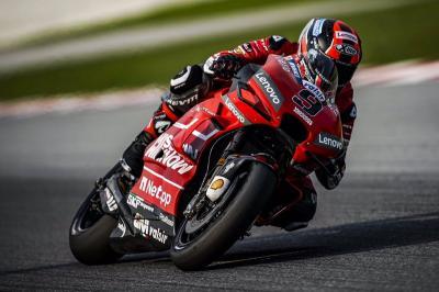 Petrucci Beberkan Targetnya di 6 Balapan Tersisa MotoGP 2019