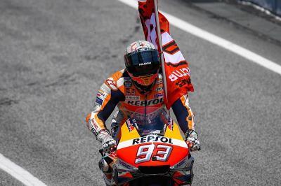 Marquez Datang ke Aragon untuk Menangi Balapan, Bukan Sekadar Podium