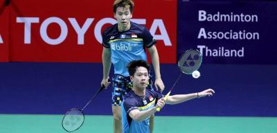 Jadwal Wakil Indonesia di Babak 16 Besar China Open 2019