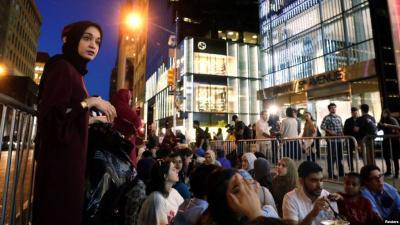 Jejak Islam! Muslim Pertama Amerika, Budak dari Afrika