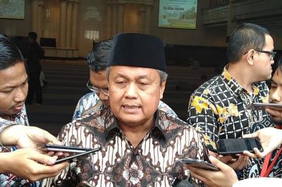 Rupiah Dinilai Stabil, Gubernur BI: Terima Kasih Pelaku Usaha