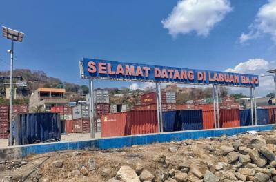 2020, Pelabuhan Kargo dan Wisata di Labuan Bajo akan Terpisah