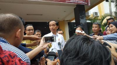 Jokowi Ingin Pengesahan RUU KUHP Ditunda