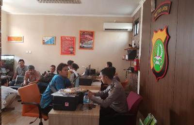 Ditipu hingga Rp35 Miliar, Puluhan Nasabah Uang Digital di Tangsel Lapor Polisi