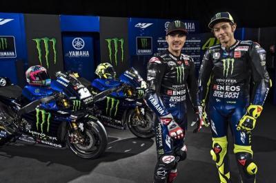 Beda Perasaan Dua Pembalap Yamaha Jelang MotoGP Aragon 2019