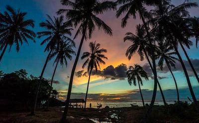 Kembalikan Wisatawan Pasca-Tsunami, Tanjung Lesung Kombinasikan Badak dengan Triathlon