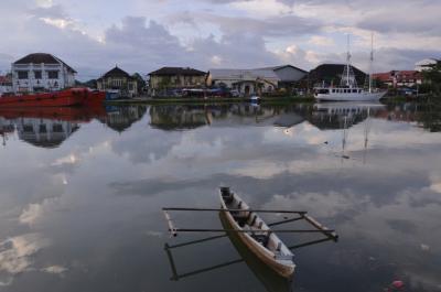 Mengenang Masa Jaya Kota Tua di Padang