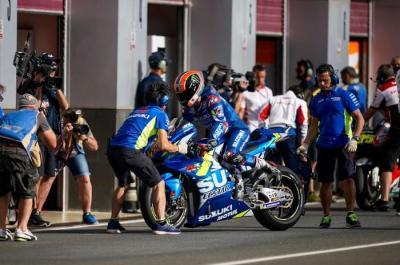 Hasil Sesi Latihan Bebas Tiga MotoGP Aragon 2019