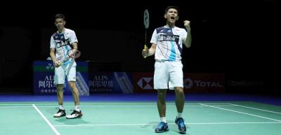 Head to Head Kevin Marcus vs Fajar Rian Jelang Semifinal China Open 2019
